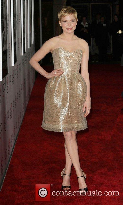 Michelle Williams and Grauman's Chinese Theatre 10