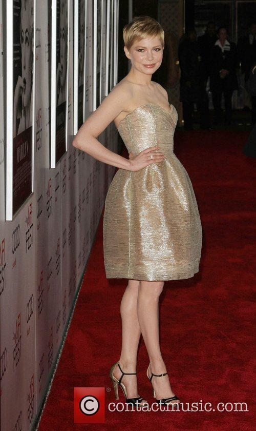 Michelle Williams and Grauman's Chinese Theatre 6