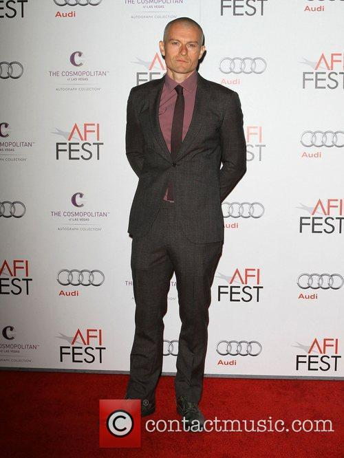James Badge Dale and Grauman's Chinese Theatre 1