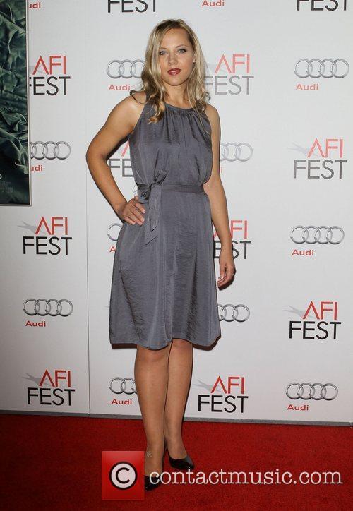 Jill Remensnyder AFI Fest 2011 premiere of 'Shame'...