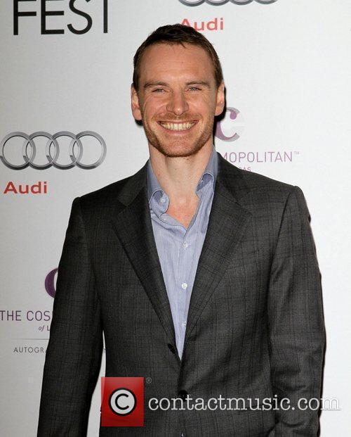 Michael Fassbender and Grauman's Chinese Theatre 3