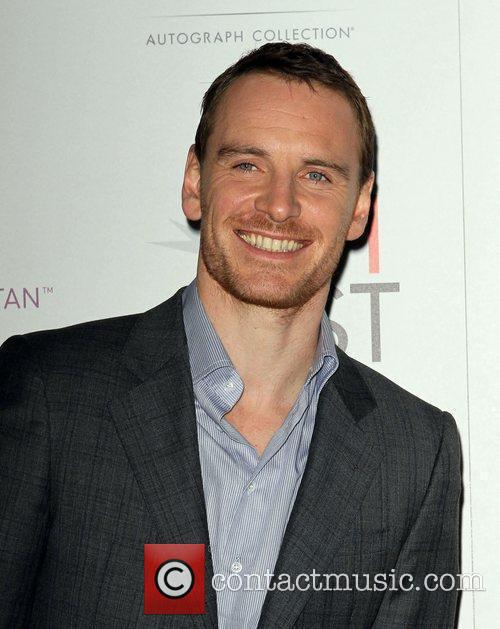 Michael Fassbender and Grauman's Chinese Theatre 8
