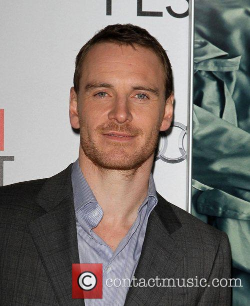 Michael Fassbender and Grauman's Chinese Theatre 10