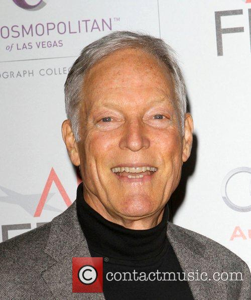 Richard Chamberlain and Grauman's Chinese Theatre