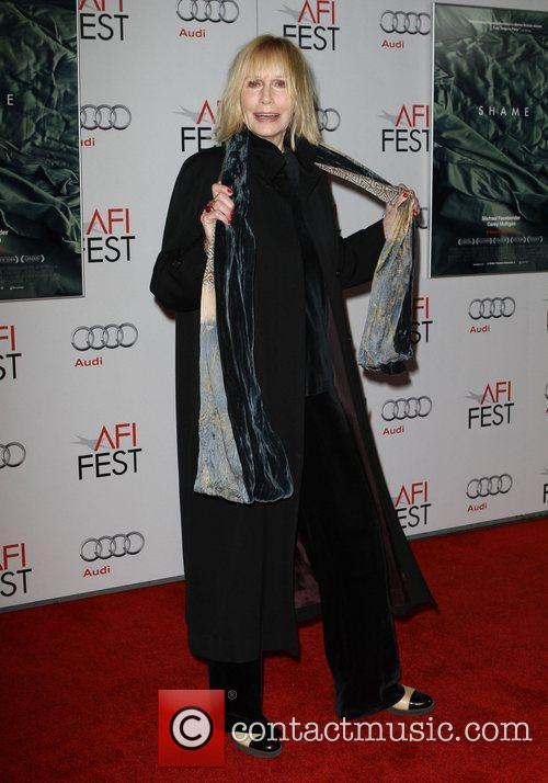 Sally Kellerman and Grauman's Chinese Theatre 4