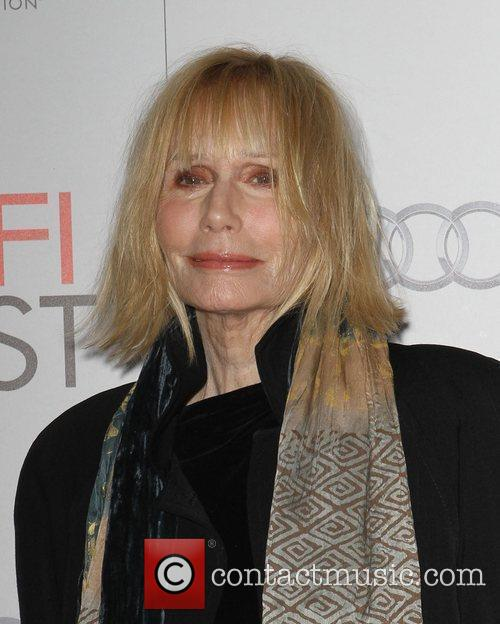 Sally Kellerman and Grauman's Chinese Theatre 3