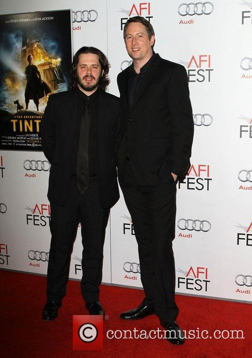 Joe Cornish and Edgar Wright