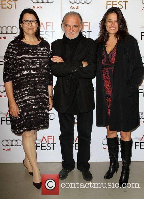 Christine K. Walker, Bela Tarr, Elizabeth Redleaf AFI...