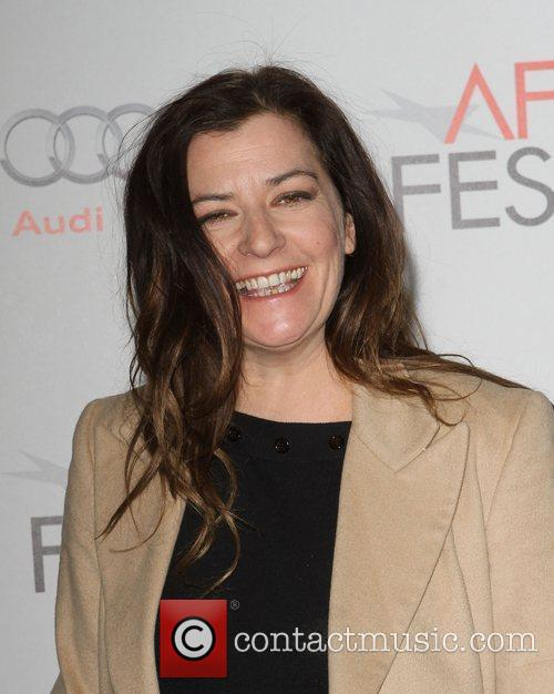 Lynne Ramsay and Grauman's Chinese Theatre 8