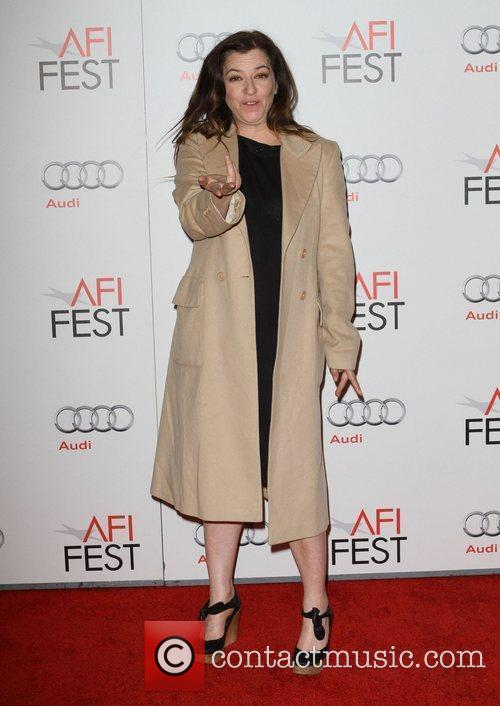 Lynne Ramsay and Grauman's Chinese Theatre 2