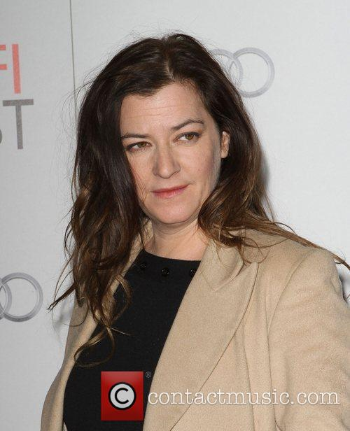 Lynne Ramsay and Grauman's Chinese Theatre 6