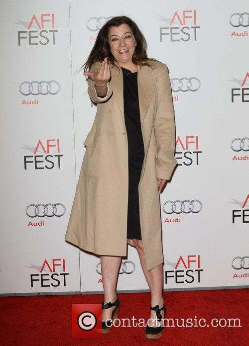 Lynne Ramsay and Grauman's Chinese Theatre 5