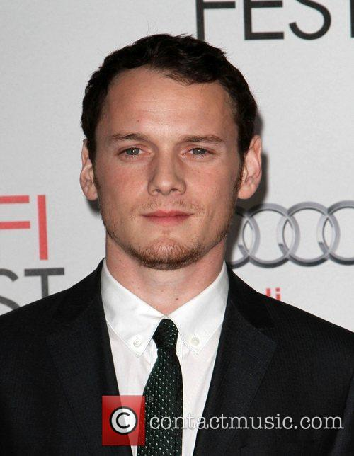 Anton Yelchin and Grauman's Chinese Theatre 4