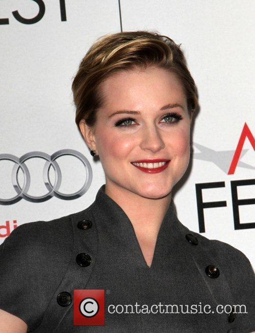 Evan Rachel Wood and Grauman's Chinese Theatre 7