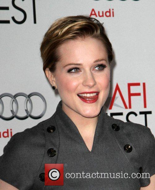 Evan Rachel Wood and Grauman's Chinese Theatre 8