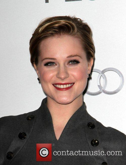 Evan Rachel Wood and Grauman's Chinese Theatre 3