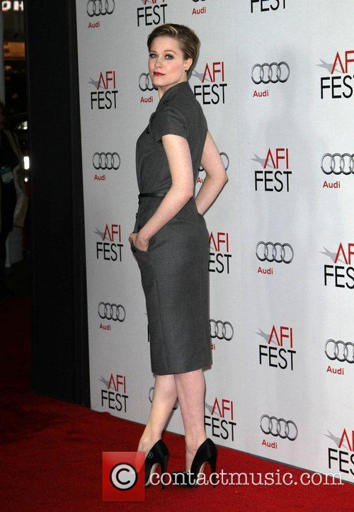 Evan Rachel Wood and Grauman's Chinese Theatre 10