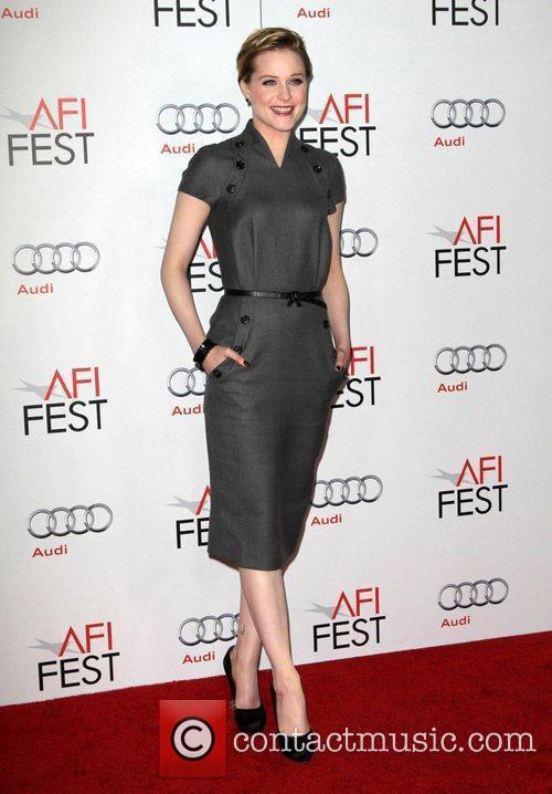 Evan Rachel Wood and Grauman's Chinese Theatre 2