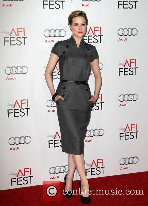 Evan Rachel Wood and Grauman's Chinese Theatre 14