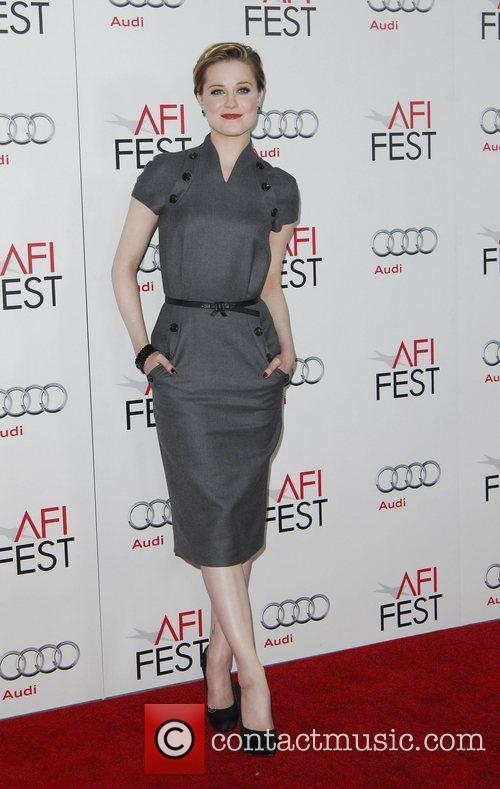 Evan Rachel Wood and Grauman's Chinese Theatre 16