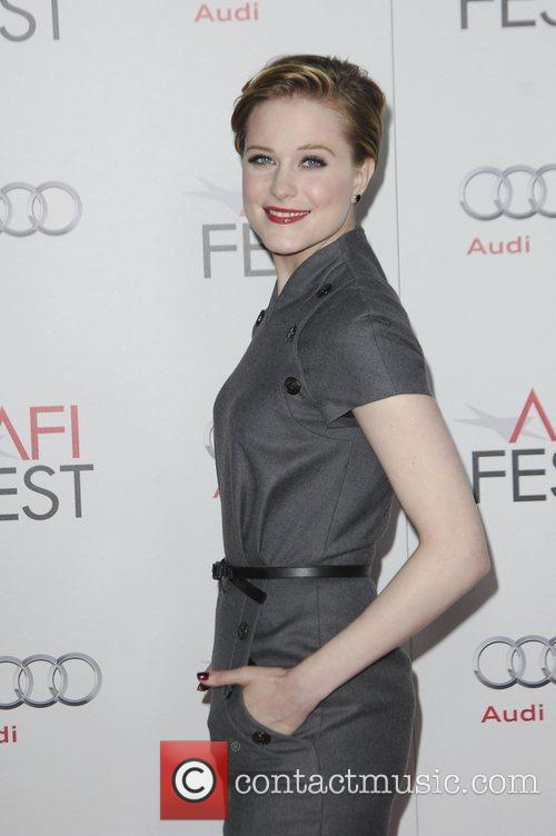 Evan Rachel Wood and Grauman's Chinese Theatre 18