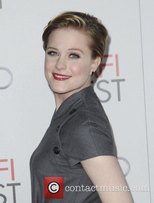 Evan Rachel Wood and Grauman's Chinese Theatre 15