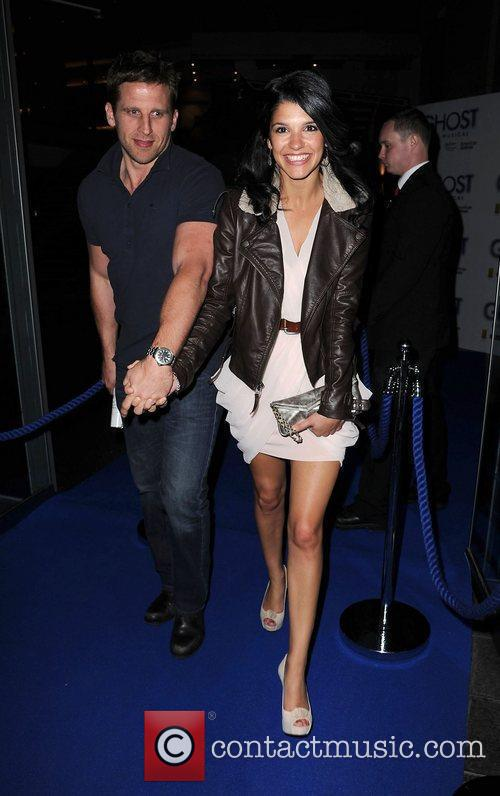 Natalie Anderson and Boyfriend  ,  at...