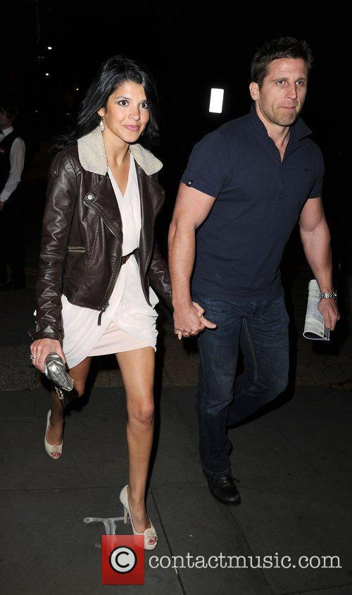 Natalie Anderson at the Ghost aftershow party held...