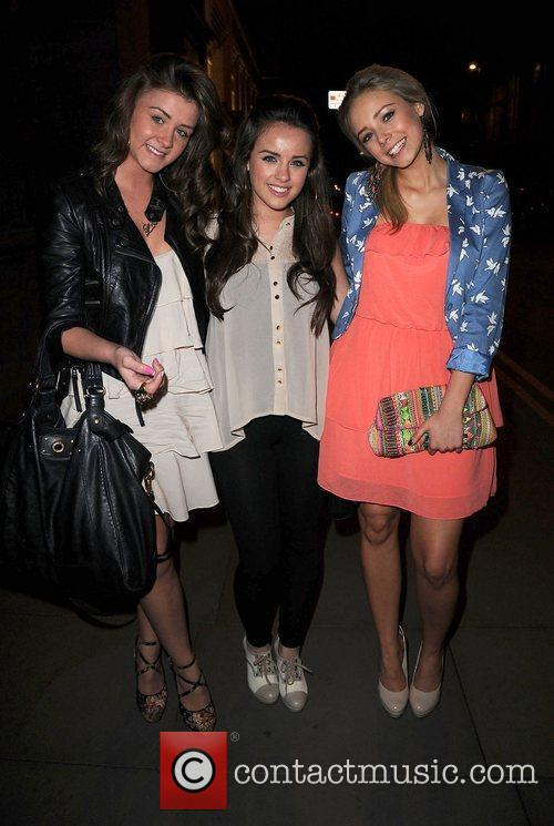 Sacha Parkinson and Brooke Vincent 4