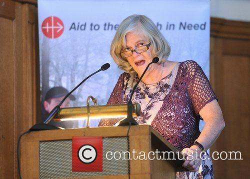 Ann Widdecombe Speaks up against the persecution of...