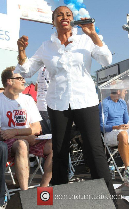 27th Annual AIDS Walk Los Angeles 2011 Opening...