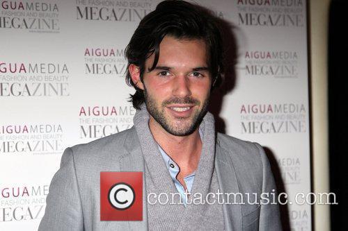 Bobby Sabel Aigua Media's fashion and beauty party...