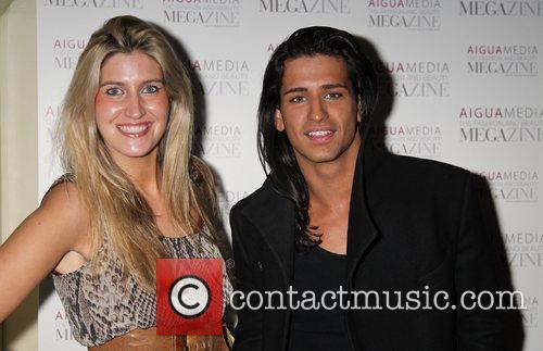 Francesca Hull and Ollie Locke Aigua Media's fashion...