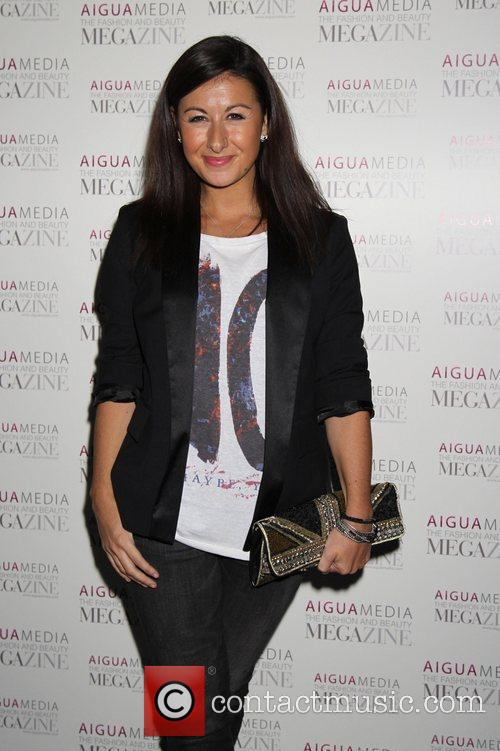 Guest Aigua Media's fashion and beauty party London,...