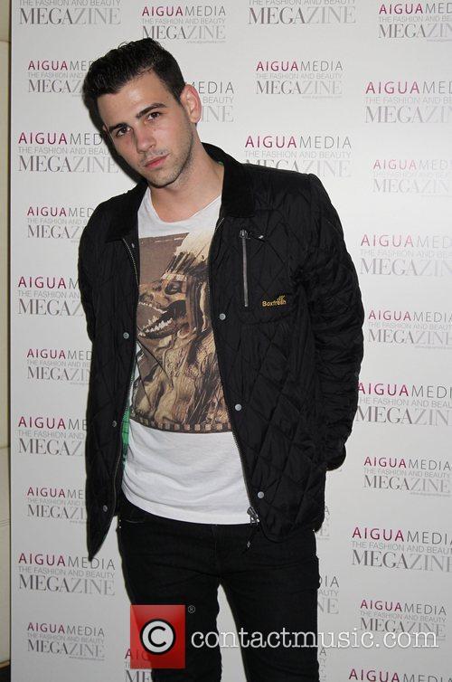 Jay Camilleri Aigua Media's fashion and beauty party...