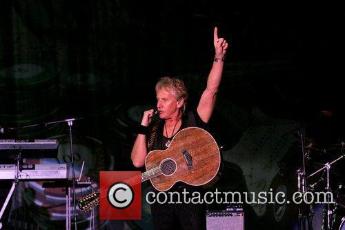 Russell Hitchcock and Air Supply perform at Magic...