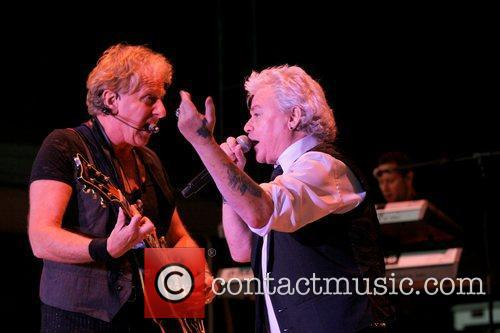 Russell Hitchcock, Graham Russell and Air Supply perform...