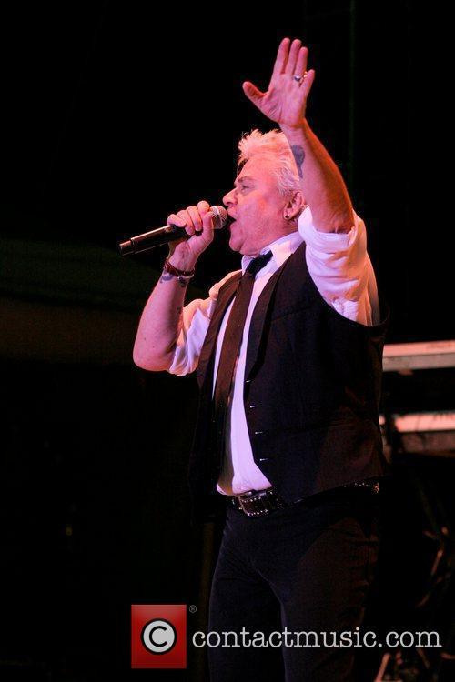 Graham Russell and Air Supply perform at Magic...