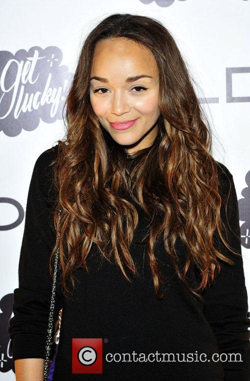 Ashley Madekwe ALDO 2011 party held at One...