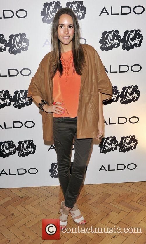 Louise Roe ALDO 2011 party held at One...