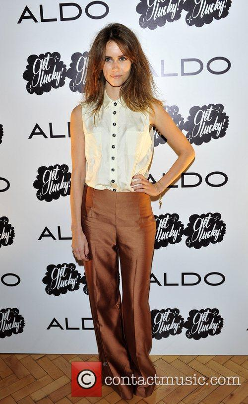 Sunday Girl ALDO 2011 party held at One...