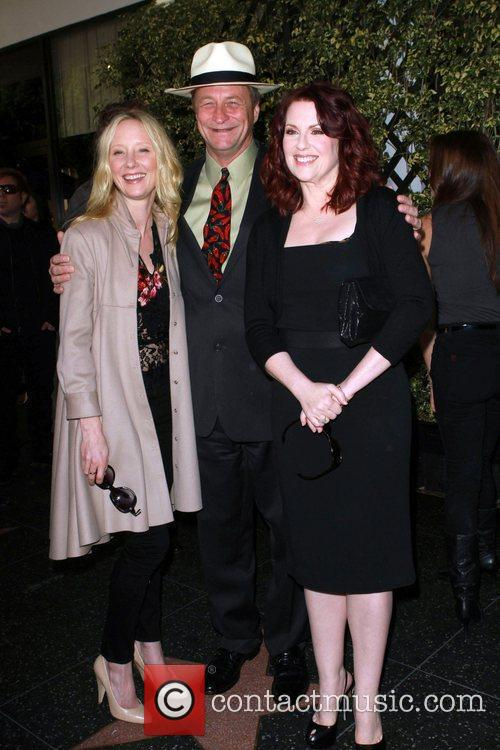 Anne Heche, Alec Baldwin and Megan Mullally 1