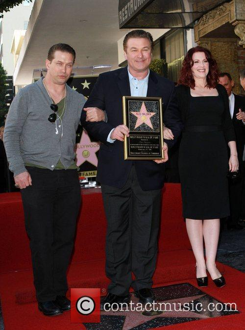 Stephen Baldwin, Alec Baldwin and Megan Mullally 3