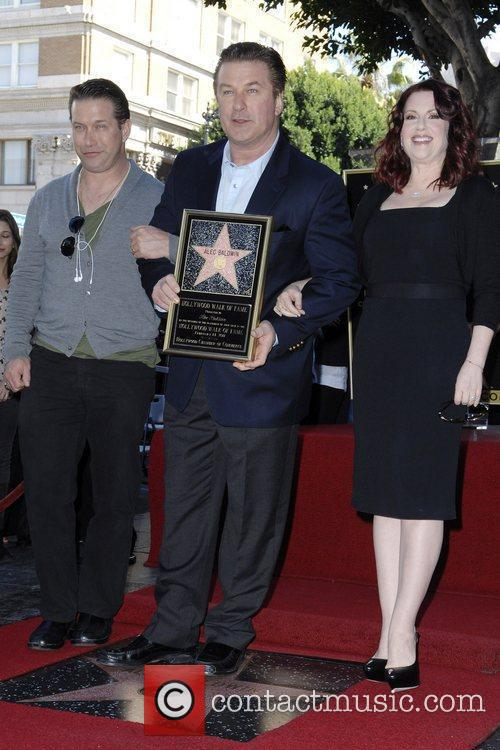 Stephen Baldwin, Alec Baldwin and Megan Mullally 5