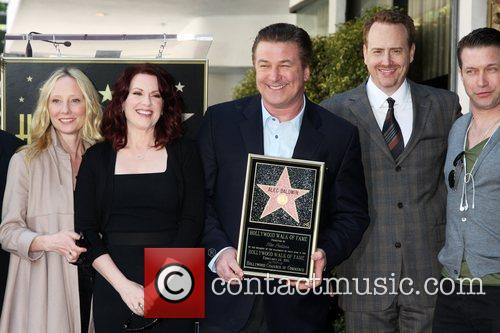 Anne Heche, Alec Baldwin and Megan Mullally 8
