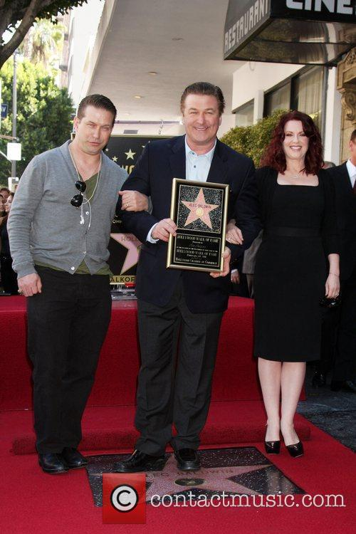 Stephen Baldwin, Alec Baldwin and Megan Mullally 7