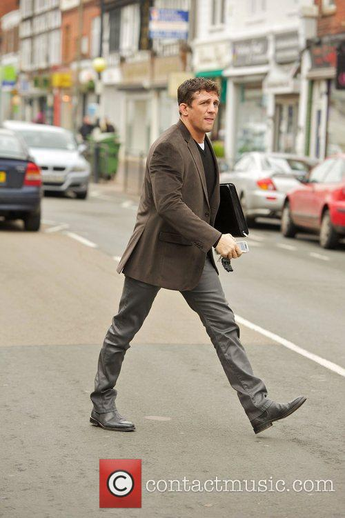 Alex Reid heading to the Old Surrey Hounds...