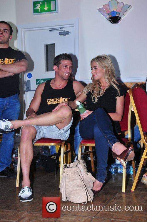 Alex Reid and Chantelle Houghton Press conference and...