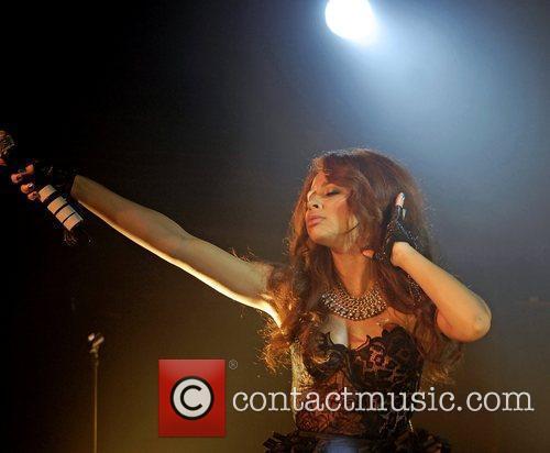 Performing at G-A-Y nightclub