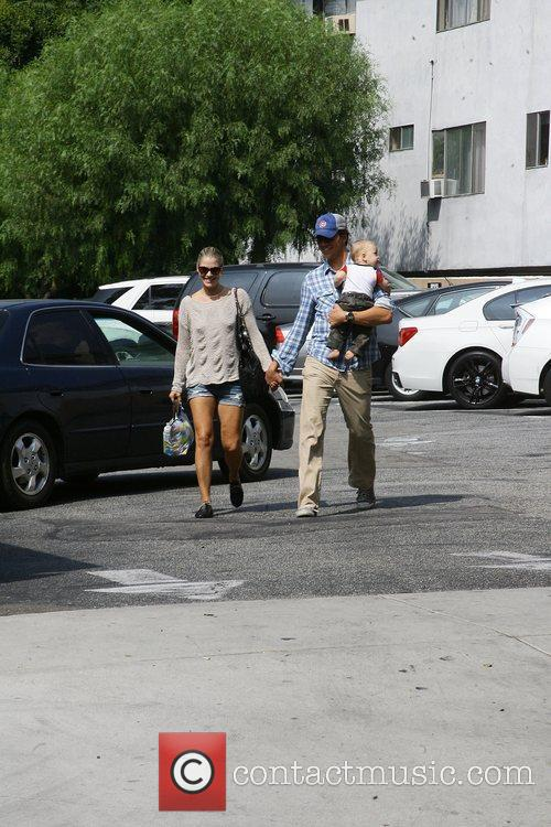 Ali Larter and Hayes Macarthur 2